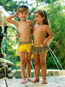 Детские плавки, шорты