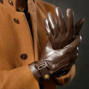 осенние перчатки