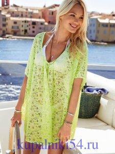 пляжная одежда, туники
