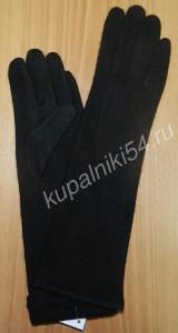 длинные перчатки из кашемира